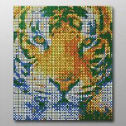 Tiger 780 Rubix Cube Mosaic Diy Puzzle Build Your Own Decor Craft Speed Cube 3x3