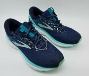 Brooks Ghost 11 Women's Running Shoes Navy 1202771b493 Size 10 D Wide
