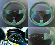 Race Used Steering Wheel 1984 Jacques Laffite Williams Fw09 Signed F1
