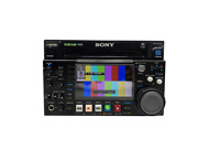 Sony Pdw-hd1500 Xdcam Hd Recorder Player Ope Hours 4201