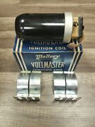 Vintage, Nos Mallory Voltmaster Ignition Coil