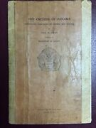 1953 Orchids Of Panama Paul And Dorothy Allen Field Guide Rare Notes Drawings