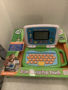 Leapfrog, 2-in-1 Leaptop Touch, Infant Toy Laptop Learning System Toy Playset
