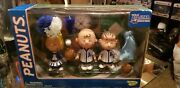 Memory Lane Peanuts Figures All-star And Good Ol' Charlie Brown Unopened