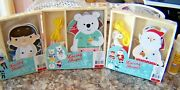 Wooden Lacing Shapes Cards Santa And Elf Polar Bears Police Officers Your Choice