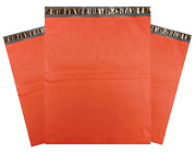 4,000 Christmas Red 9x12 Poly Mailer Bags |self Sealing Shipping Envelopes 9x12