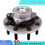 1pc Front Wheel Bearing Hub Assembly For Dodge Ram 2500 3500 W/abs 2wd Rwd 8-lug