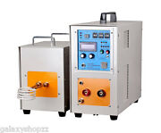 25kw 30-80khz High Frequency Induction Heater Furnace Zn-25ab