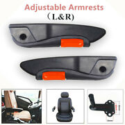 Universal Car Seat Armrest Truck Modification Console Clamp No Drilling Install