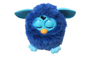 2012 Furby Taboo Blue Soda A Mind Of Its Own W/ Box Instructions See Video