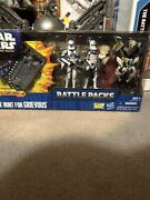 Hasbro Star War The Clone Wars General Grievous Battle Pack Brand New Obo