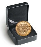 1912 5 Hand-selected Gold Coin Canada's First Gold Coins W/ Box And Papers