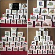 Liberty Falls Americana Collection Village Over 60 Pices