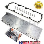 Engine Valley Cover Kit Ls2/ls3/ls7 With Gasket 12598832 Wo/pcv