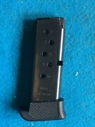 Factory Oem Ruger Lcp 7-round Extended .380 Acp Magazine-usa-used