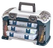 Plano Angled Tackle System With Three 3560 Stowaway Boxes, Fishing Tackle
