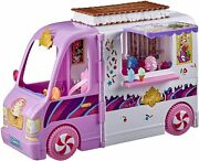 Disney Princess Comfy Squad Sweet Treats Truck Playset With 16 Accessories ...