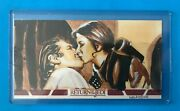Star Wars Topps Return Of The Jedi 3d Widevision Sketch Card