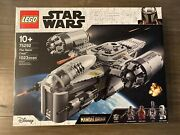 Brand New And Sealed Star Wars Lego The Mandalorian The Razor Crest 75292
