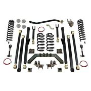 For Jeep Wrangler 97-06 4 X 4 Front And Rear Long-travel Suspension Lift Kit