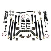 For Jeep Wrangler 97-06 5.5 X 5.5 Front And Rear Long-travel Suspension Lift Kit