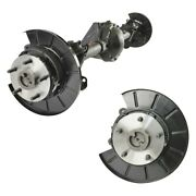 For Jeep Grand Cherokee 2001-2004 Cardone Reman Rear Drive Axle Assembly