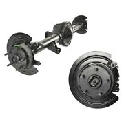 For Dodge Ram 1500 2002-2007 Cardone Reman Rear Drive Axle Assembly
