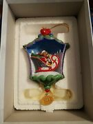 Jim Shore 2013 Beary Merry Christmas Collection Ornament By Danbury Mint