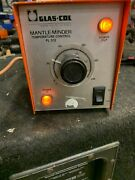 Glas-col Mantle-minder Pl 512 Temperature Controller W/thermocouple - Tested