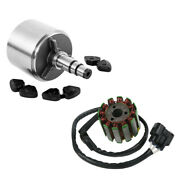Motorcycle Rotor Assy Stator Coil Fit For Yamaha Yzf R1 2004-2008 Fz1 2006-2014