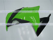 Abs Injection Green Black Left Side Fairing Fit For 2013-2017 Kawasaki Ex300 A7