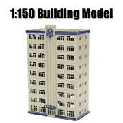 N Scale Outland Models Railway Police Department Headquarter Station Building