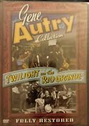Gene Autry Collection Twilight On The Rio Grande 1947 Dvd, 2002 Sterling Holl