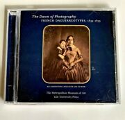 The Dawn Of Photography / French Daguerreotypes 1839-1855 / Cd-rom / Sealed