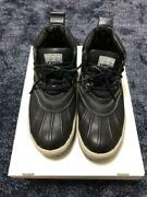 Visvim Decoy Duck Boot Black Shoes Men's Size Us 9.5 Used From Japan