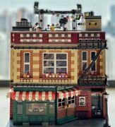 Cafe Corner Friends Discontinued Tv Building Sets For Lego 21319 And 21302