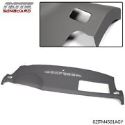 New For 2007-2014 Chevy Tahoe Suburban Yukon Avalanche Molded Dash Cover Cap