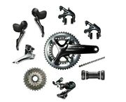 New Shimano Dura-ace R9100 2x11 170mm 50/34t Complete Set
