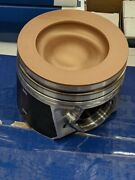 Ford F350 Dually Diesel 6.4 Mahle Maxx7 Hd Pistons And Ring Set Of 8