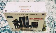 Sony Ps3 Playstation 3 80gb Console With Original Box Xmas Hot Wow