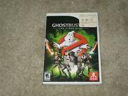 Ghostbusters The Video Game Nintendo Wii, 2009 With Manual - Tested And Working