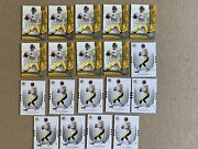 Ben Roethlisberger Pittsburgh Steelers 9 2006 10 2007 Sp Authentic Lot 19