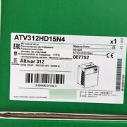 One New Snd Electric Inverter Atv32hd15n4 15kw Free Shipping