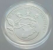 Germany Proof Medal Silver 16g35mm 50 Years Welthungerhilfe 2012 W9 261