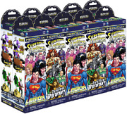 Heroclix Superman And The Legion Of Super-heroes Booster Brick 10 Packs Sealed