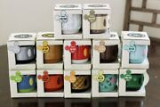Disney Store Limited Edition Mickey Mouse Memories 12 Mug Set Sold Out