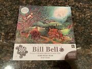 The Art Of Bill Bell Far Awayandrdquo Landscapes Puzzle Large 300 Piece Format Ki