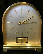 Jaeger Lecoultre Atmos Borne Very Rare - Running Perfectly Make Offer