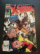 Uncanny X-men261 Awesome Condition 8.01990 1st Hardcase And Harriers App
