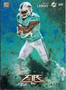 2014 Topps Fire Blue 146 Jarvis Landry Browns 154/299